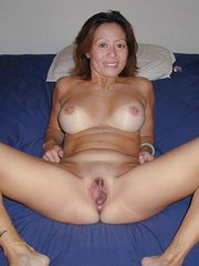 nude chinese mature women